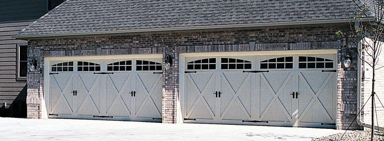 American Made Garage Door - Model # 5500