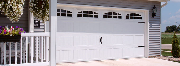 American Made Garage Door - Model # 5216